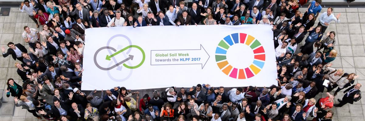 Global Soil Week 2017 – Through a Soil and Land Review