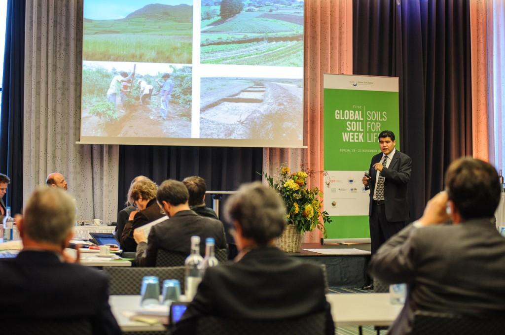 Global Soil Week 2012