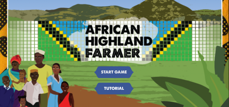Interactive Game: African Highland Farmer