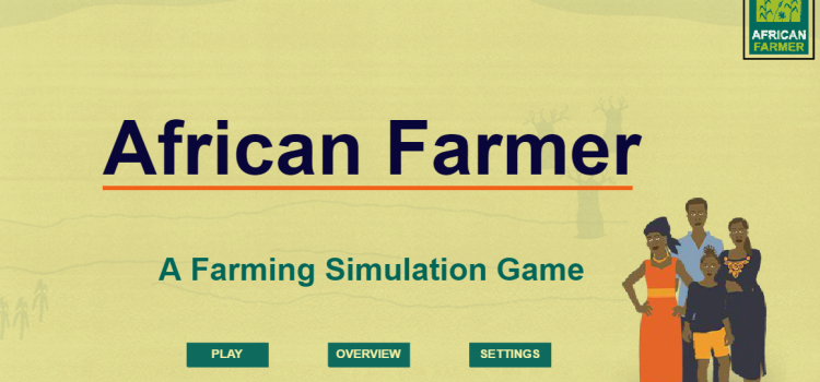 Interactive Game: African Farmer