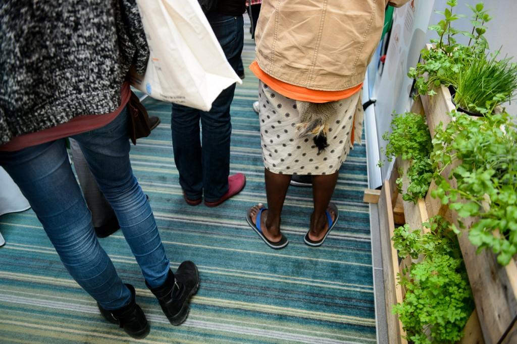 Global Soil Week 2015 Reception