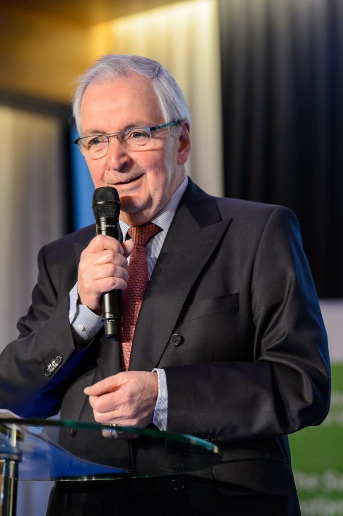 Global Soil Week 2015 Opening Plenary - Klaus Töpfer
