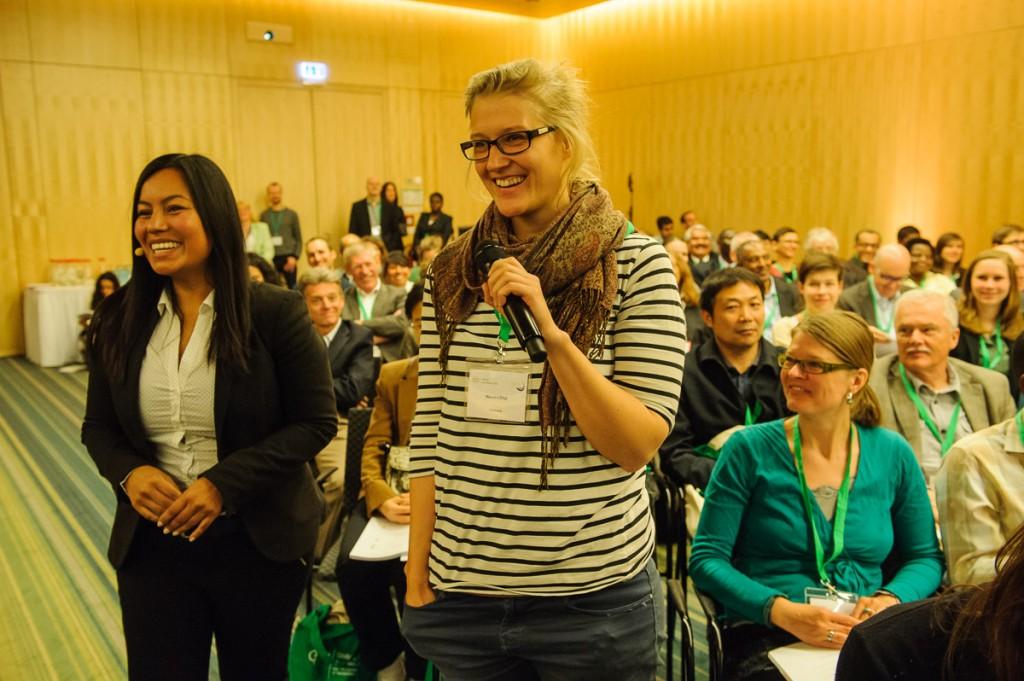 Global Soil Week 2015 Opening Plenary