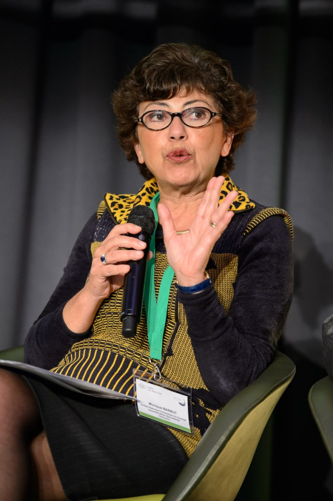 Global Soil Week 2015 Opening Plenary - Monique Barbut