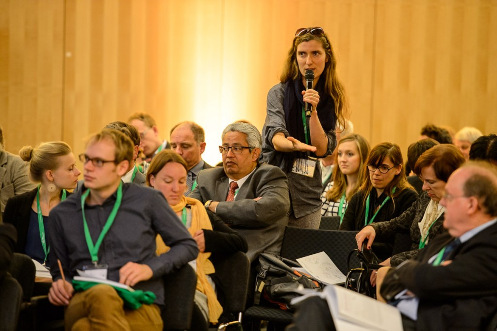 Global Soil Week 2015 Opening Plenary