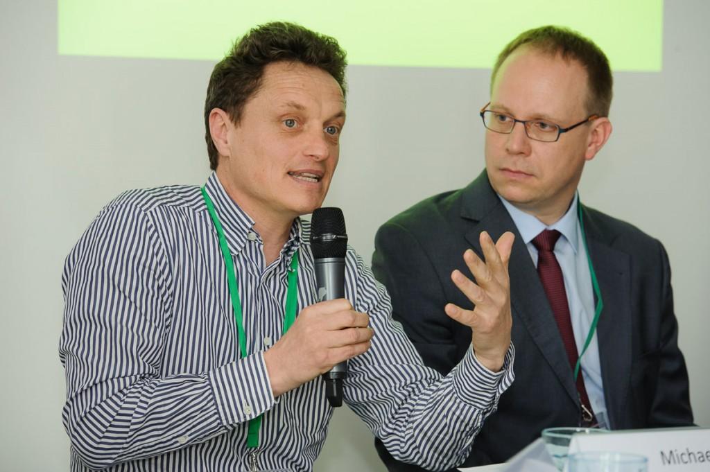 Global Soil Week 2015 Press Conference