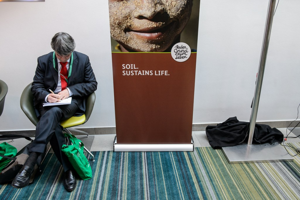 Global Soil Week 2015