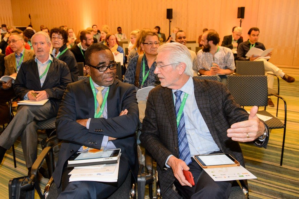 Global Soil Week 2015 Plenary