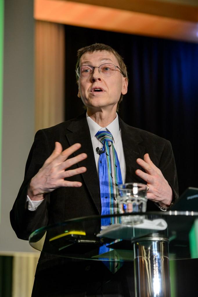 Global Soil Week 2015 Plenary - Klaus Deininger
