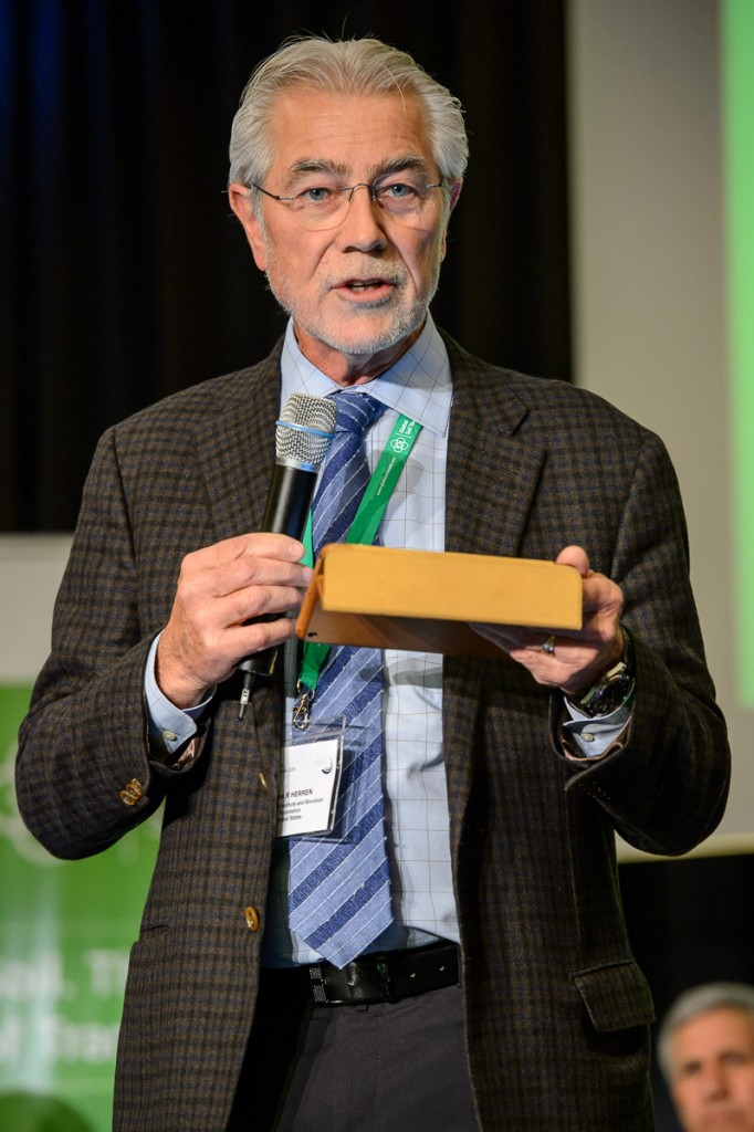 Global Soil Week 2015 Plenary - Hans Herren