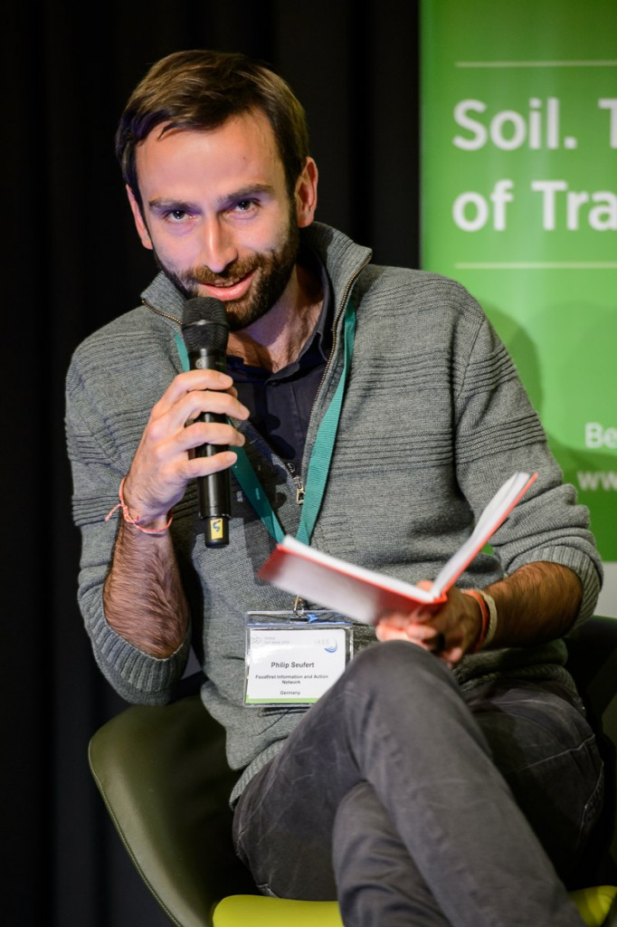Global Soil Week 2015 Plenary - Philip Seufert