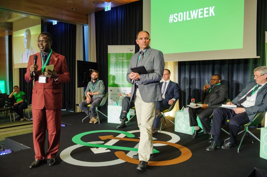 Global Soil Week 2015 Plenary - Mamadou Abdou Sani