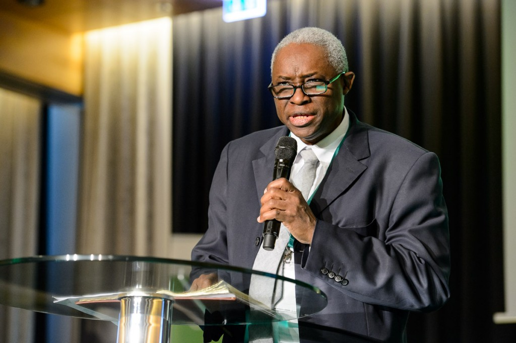 Global Soil Week 2015 Plenary - Hubert Ouédraogo