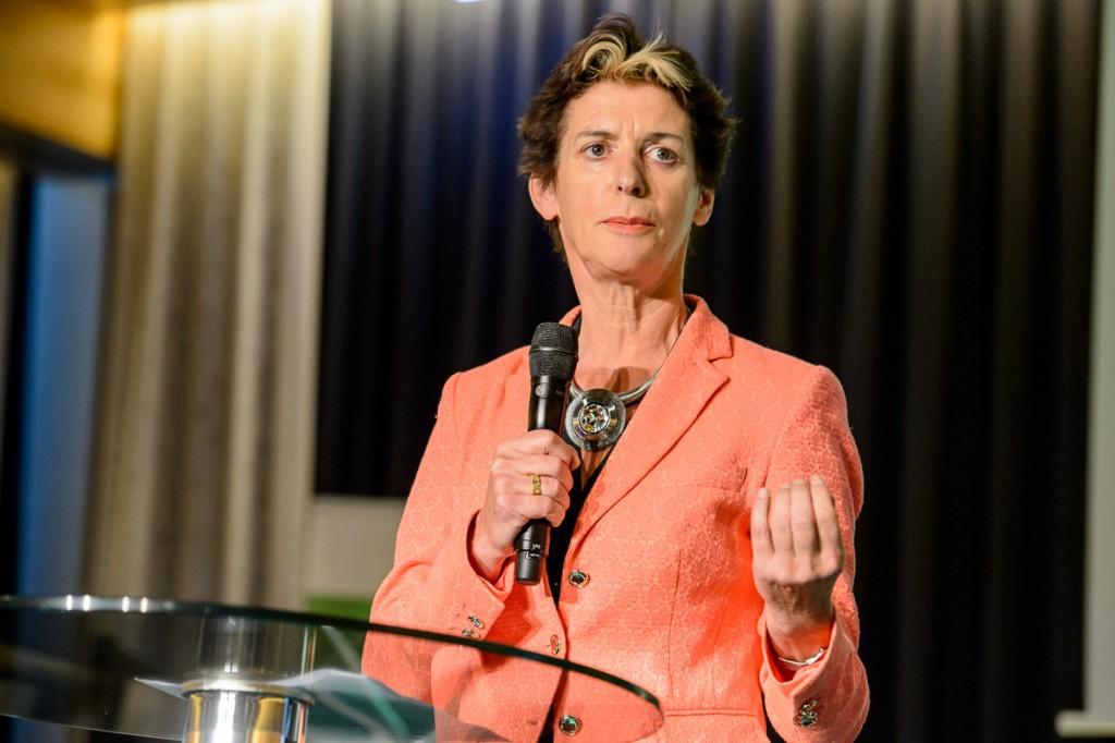 Global Soil Week 2015 Plenary - Gerda Verburg