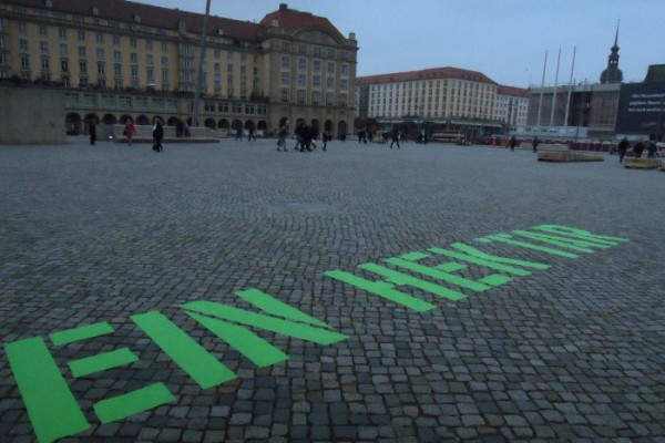 ONE HECTARE Exhibition opens in Dresden