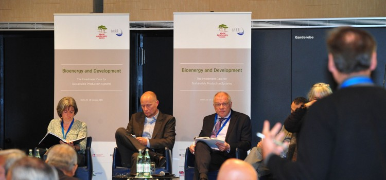 Statement of the Co-Chairs – Conference on Bioenergy and Development, Berlin 2015