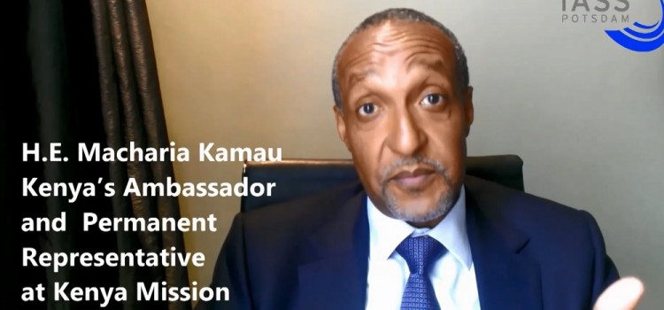 Ambassador Kamau on Follow-up and Review of the 2030 Agenda