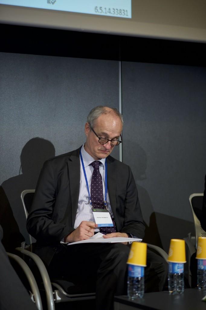Stefan Schmitz, German Federal Ministry for Economic Cooperation and Development (BMZ) © Pilar Valbuena/CIFOR