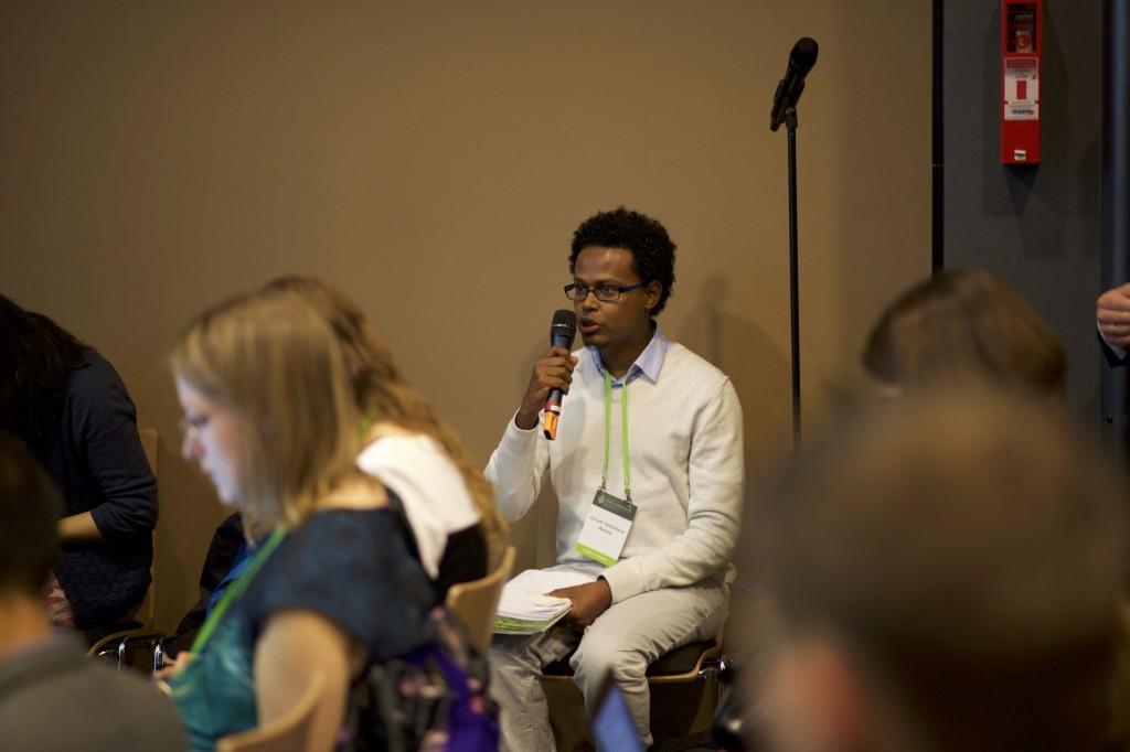 Girum Getachew Alemu, Institute for Advanced Sustainability Studies (IASS) © Pilar Valbuena/CIFOR