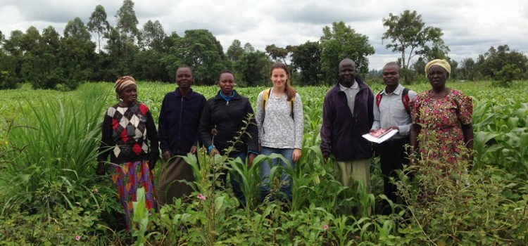 Soil Rehabilitation: A Field Mission to Kenya – Memories of a student assistant