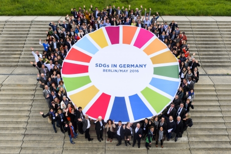 UN SDGs: Strengthening Global Partnerships and Societal Involvement