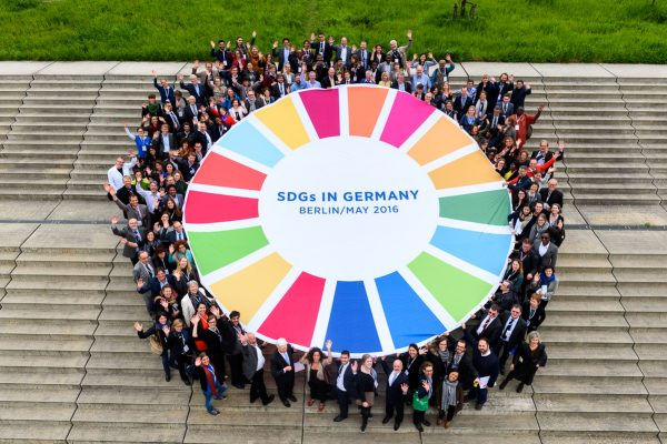 Jump-starting the SDGs in Germany: natural resources and sustainable consumption and production