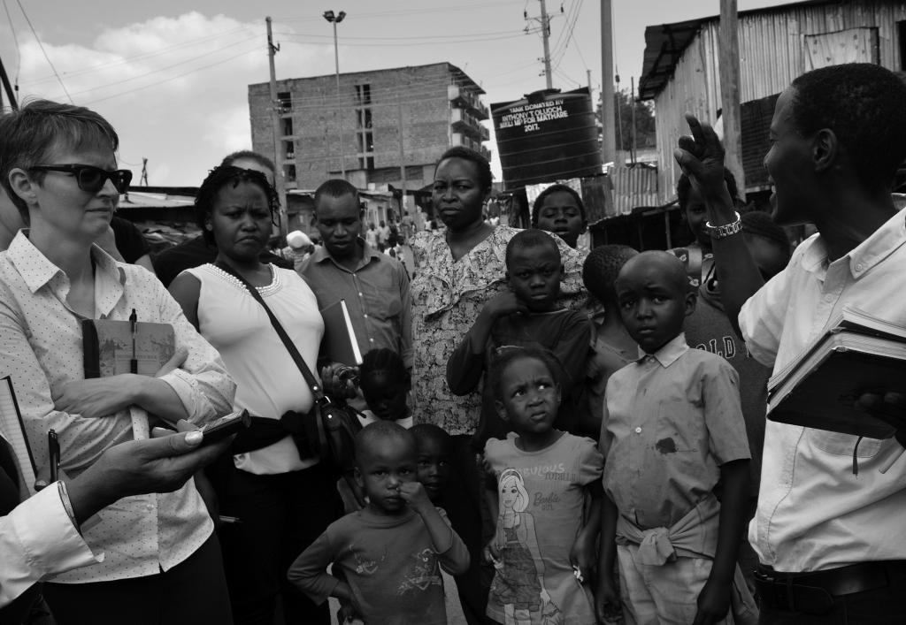 MATHARE, NAIROBI by Kara Devonna Siaahan