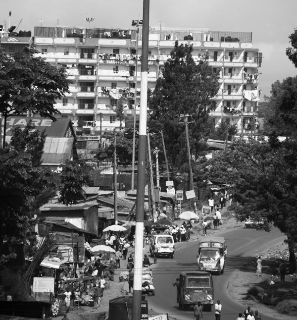 MATHARE, NAIROBI by Keerthi Kiran Bandru
