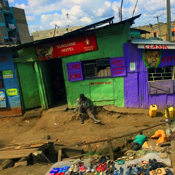 MATHARE, NAIROBI by Natasha Aruri